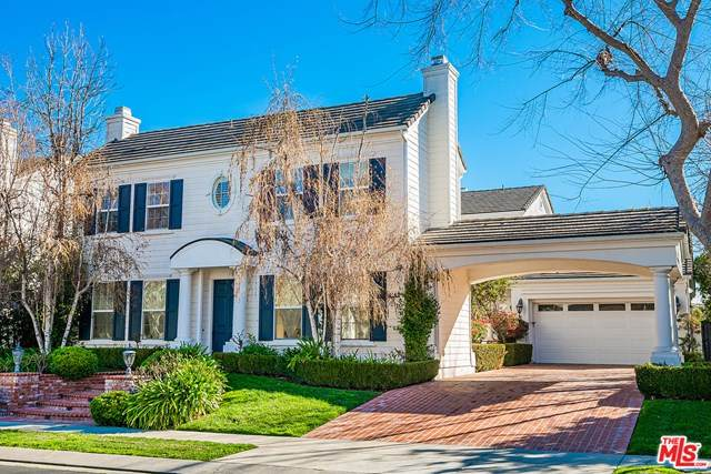 4140 Prado De Los Zorros, Calabasas, CA 91302 (#21687382) :: American Real Estate List & Sell