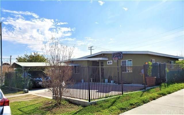 13960 Nevers Street, La Puente, CA 91746 (MLS #CV21023089) :: Desert Area Homes For Sale