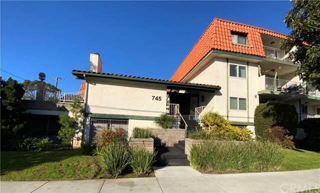 745 Main Street #302, El Segundo, CA 90245 (#SB21023730) :: Bathurst Coastal Properties