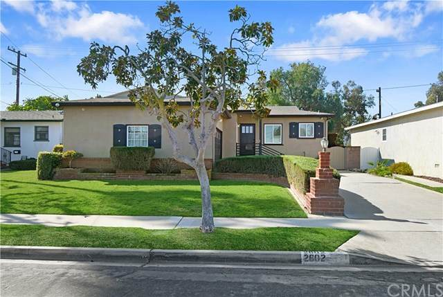 2602 Loftyview Drive, Torrance, CA 90505 (#PV21022600) :: American Real Estate List & Sell