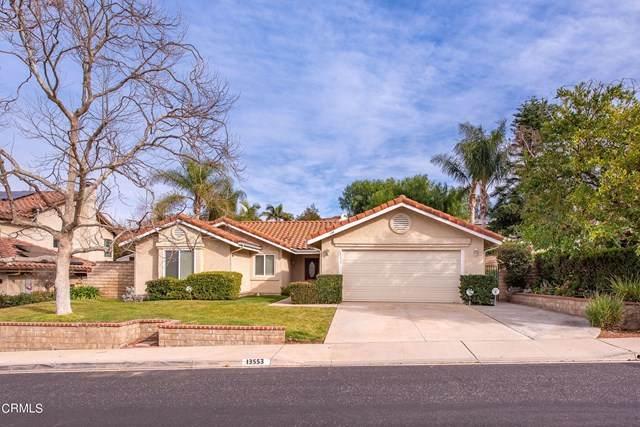 13553 Christian Barrett Drive, Moorpark, CA 93021 (#V1-3770) :: American Real Estate List & Sell