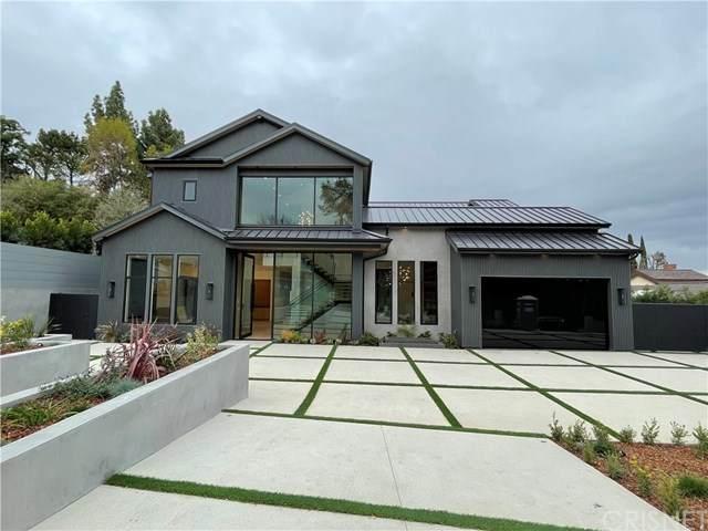 17605 Belinda Street, Encino, CA 91316 (#SR21024444) :: Wendy Rich-Soto and Associates