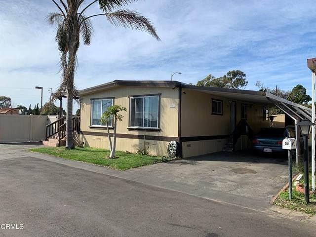 1300 E Pleasant Valley Road Road #28, Oxnard, CA 93033 (#V1-3745) :: Mainstreet Realtors®