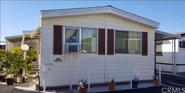 17700 Western Avenue S #181, Gardena, CA 90248 (#SB21025571) :: eXp Realty of California Inc.