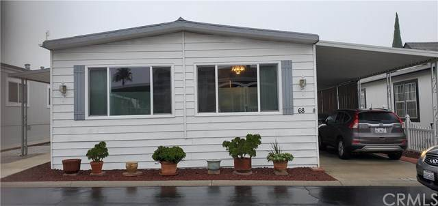 17700 Avalon Boulevard #68, Carson, CA 90746 (#SB21025529) :: Power Real Estate Group