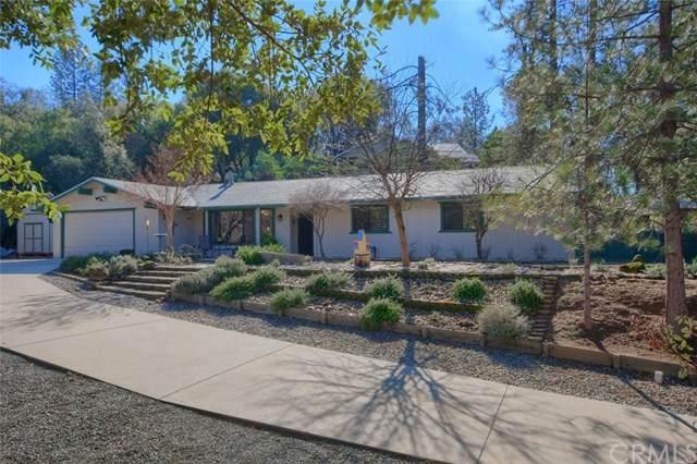 39534 Westview Drive, Oakhurst, CA 93644 (#FR21026323) :: Millman Team