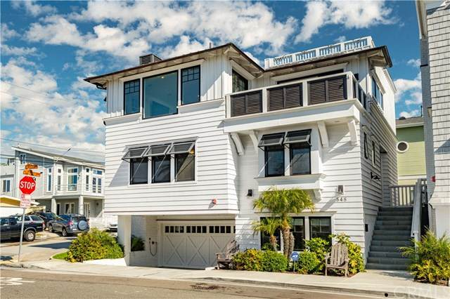 548 Pine Street, Hermosa Beach, CA 90254 (#SB21026550) :: The Alvarado Brothers