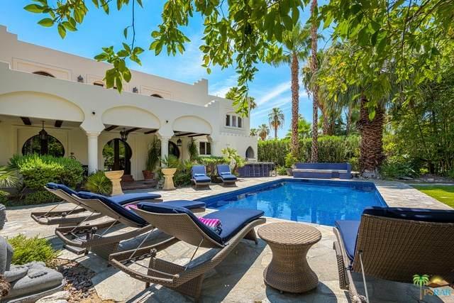 466 S Patencio Road, Palm Springs, CA 92262 (#219057056PS) :: Veronica Encinas Team