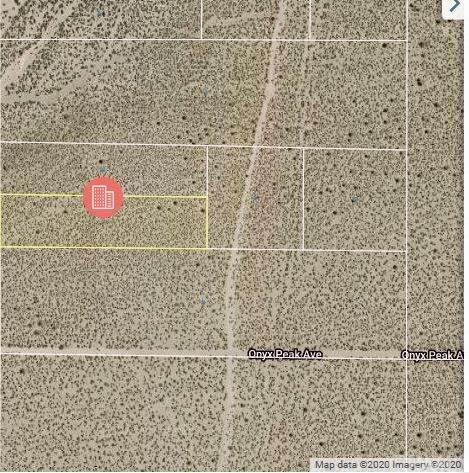 0 Onyx Peak Ave, Inyokern, CA 93527 (#CV21027155) :: Corcoran Global Living