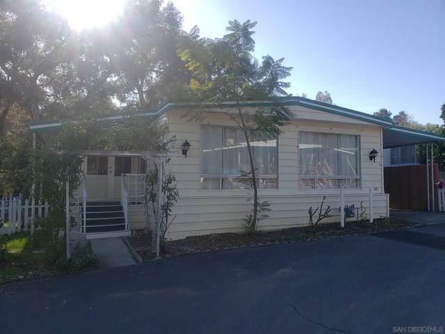 3909 Reche Rd. #151, Fallbrook, CA 92028 (#210003471) :: Power Real Estate Group