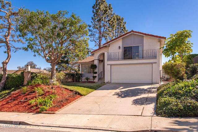 4043 Calle Mira Monte, Newbury Park, CA 91320 (#221000663) :: Power Real Estate Group