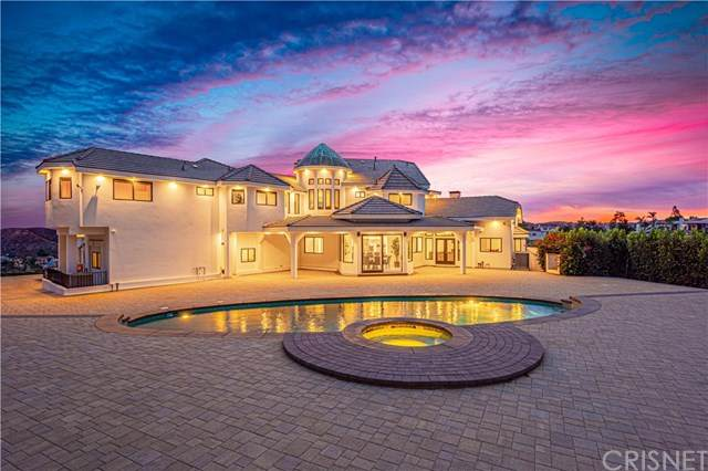 73 Hackamore Lane, Bell Canyon, CA 91307 (#SR21027501) :: Power Real Estate Group