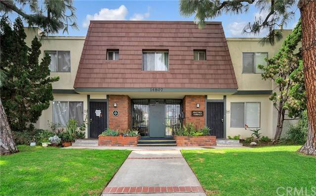 14807 Condon Avenue #118, Lawndale, CA 90260 (#SB21019883) :: Wendy Rich-Soto and Associates