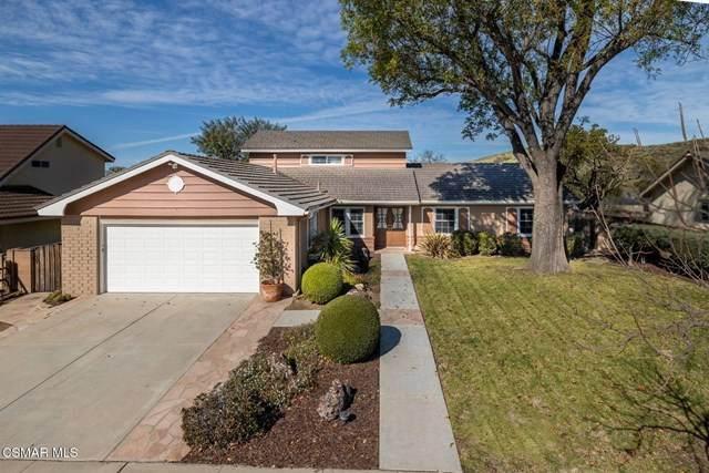 207 Verde Vista Drive, Thousand Oaks, CA 91360 (#221000669) :: American Real Estate List & Sell