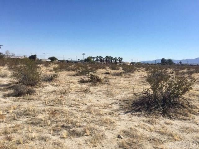 Lot 165 Lazy S Drive, Borrego Springs, CA 92004 (#NDP2101464) :: Koster & Krew Real Estate Group | Keller Williams