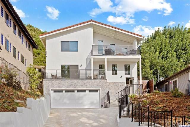 3850 Udell Court, Los Angeles (City), CA 90027 (#320004933) :: Team Forss Realty Group