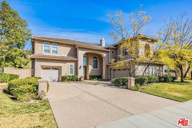 5877 Evening Sky Drive, Simi Valley, CA 93063 (#21691110) :: The Alvarado Brothers
