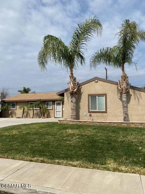 1691 Wilton Street, Simi Valley, CA 93065 (#221000688) :: Jett Real Estate Group