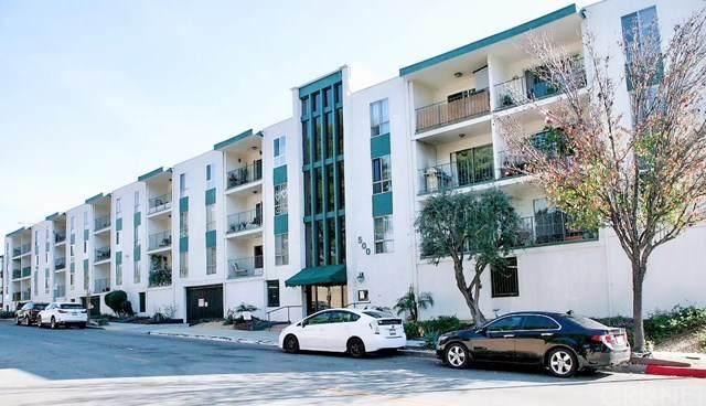 500 Jackson Place #302, Glendale, CA 91206 (#SR21026099) :: Power Real Estate Group