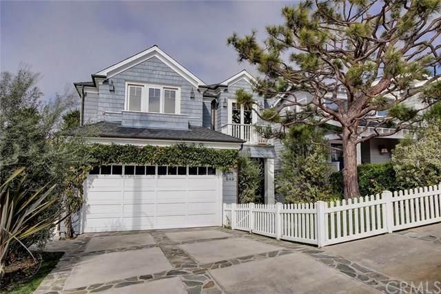 649 26th Street, Manhattan Beach, CA 90266 (#SB21027371) :: Millman Team