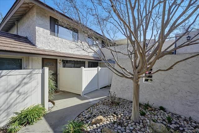 1163 Kirkford Way C, Westlake Village, CA 91361 (#221000693) :: Veronica Encinas Team