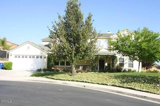 10806 W Oak Mountain Place, Shadow Hills, CA 91040 (#P1-3294) :: Mainstreet Realtors®