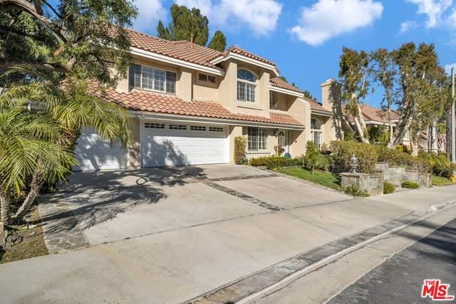 24725 Avenida Asoleada, Calabasas, CA 91302 (#21691148) :: Mainstreet Realtors®