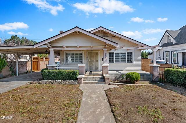 239 N 10th Street, Santa Paula, CA 93060 (#V1-3879) :: Mainstreet Realtors®