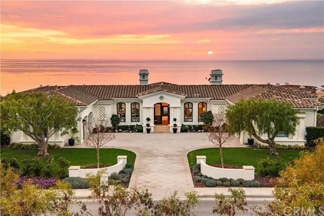59 Paseo Del La Luz, Rancho Palos Verdes, CA 90275 (#SB21026681) :: Millman Team