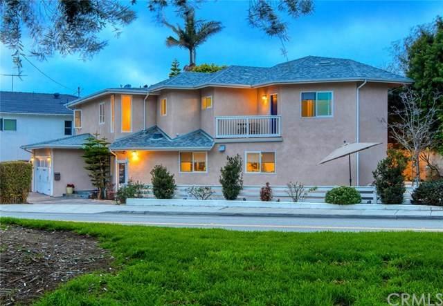 2615 N Valley Drive, Manhattan Beach, CA 90266 (#SB21020681) :: Millman Team