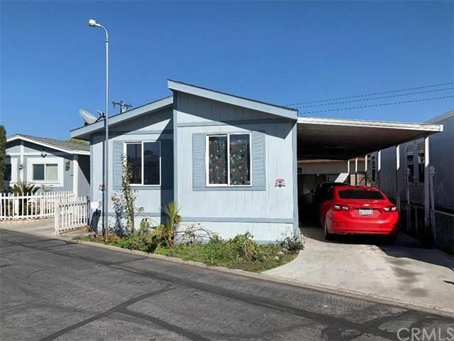 7142 Orangethorpe Avenue 9A, Buena Park, CA 90621 (#DW21030329) :: Millman Team