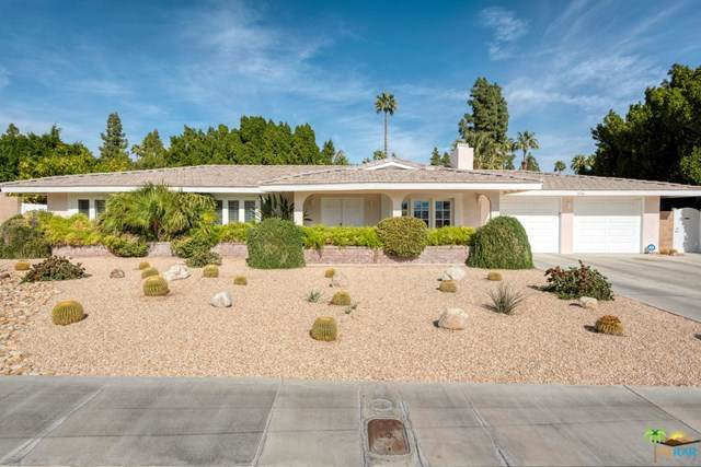 536 W Santa Catalina Road, Palm Springs, CA 92262 (#21692458) :: Millman Team