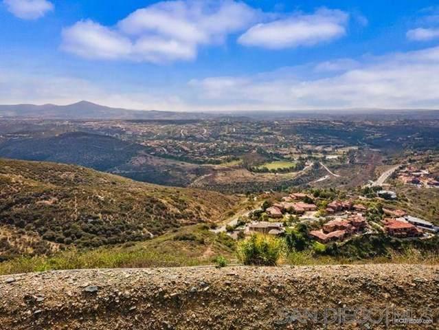 82 El Brazo, Rancho Santa Fe, CA 92067 (#210003897) :: Zen Ziejewski and Team