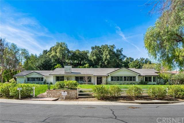 24563 John Colter Road, Hidden Hills, CA 91302 (#SR21029954) :: Millman Team
