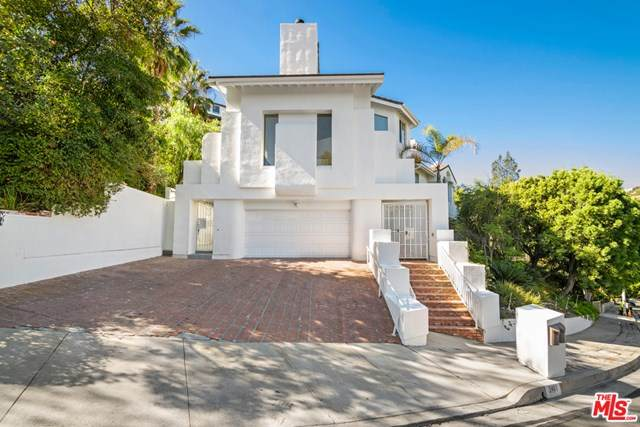 2461 Jupiter Drive, Los Angeles (City), CA 90046 (#21693070) :: Mainstreet Realtors®