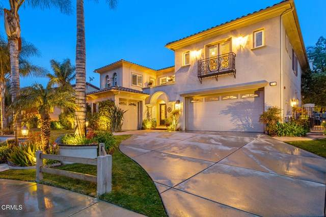 374 Loire Valley Drive, Simi Valley, CA 93065 (#V1-3922) :: American Real Estate List & Sell