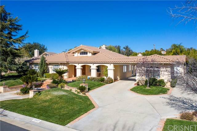 22027 Brei Court, Newhall, CA 91321 (#SR21029283) :: Wendy Rich-Soto and Associates