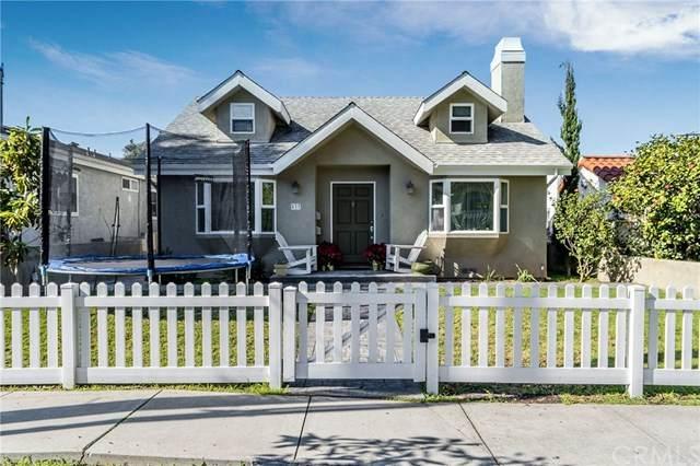 537 Sheldon Street, El Segundo, CA 90245 (#SB21031132) :: Millman Team