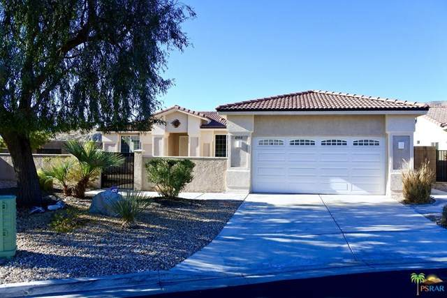 8553 Dunes Pass / Bypass, Desert Hot Springs, CA 92240 (#21693340) :: Veronica Encinas Team
