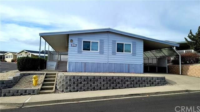 262 Sunrise Terrace Dr, Arroyo Grande, CA 93420 (#PI21031718) :: Millman Team