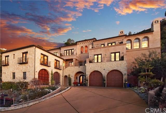 1128 Palos Verdes Drive W, Palos Verdes Estates, CA 90274 (#PV21031095) :: Millman Team