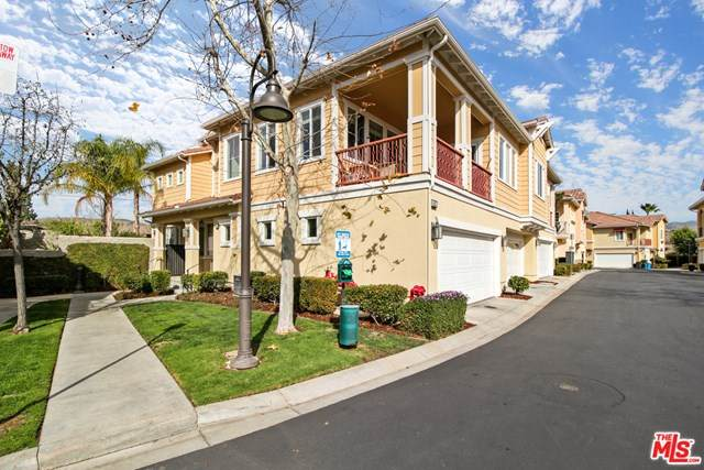 4153 Paredo Way A, Simi Valley, CA 93063 (#21693396) :: Realty ONE Group Empire