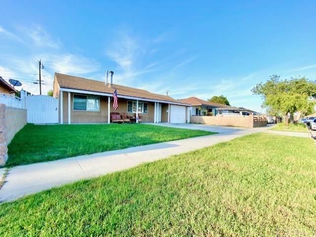 11937 Bayla Street, Norwalk, CA 90650 (#MB21032498) :: Rogers Realty Group/Berkshire Hathaway HomeServices California Properties