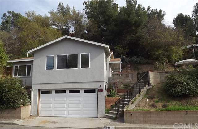 930 Mira Valle Street, Monterey Park, CA 91754 (#SB21025873) :: Veronica Encinas Team