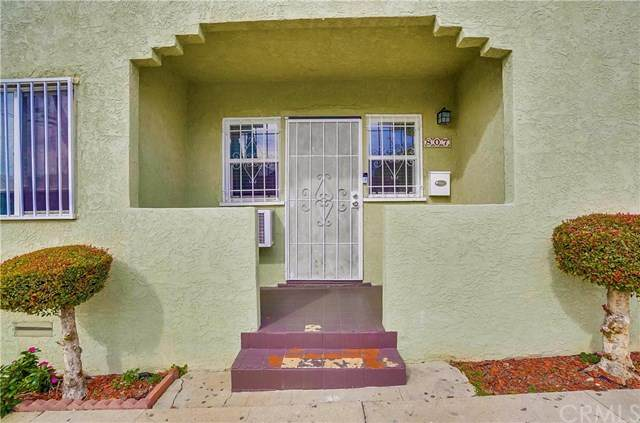 805 N Fresno Street, Los Angeles (City), CA 90063 (#PW21032273) :: Mainstreet Realtors®