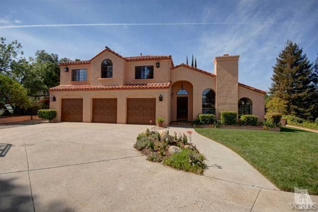 1076 Serenidad Place, Oak View, CA 93022 (#V1-3962) :: Rogers Realty Group/Berkshire Hathaway HomeServices California Properties