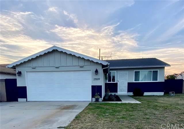 21509 Lostine Avenue, Carson, CA 90745 (#SB21032616) :: Millman Team