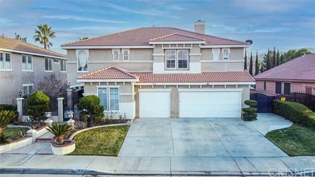 3532 Fairgreen Lane, Palmdale, CA 93551 (#SR21032702) :: Millman Team