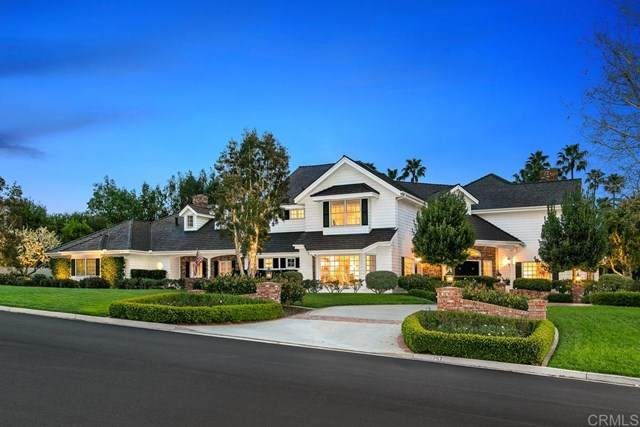 6220 Avenida Floresta, Rancho Santa Fe, CA 92067 (#NDP2101702) :: Zen Ziejewski and Team