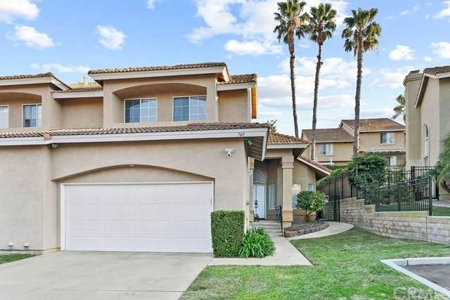 740 S Palomino Lane, Anaheim Hills, CA 92807 (#PW21032816) :: Veronica Encinas Team